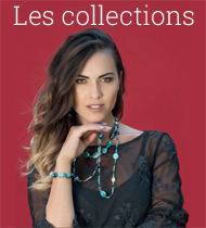 Bijoux Murano - Les collections