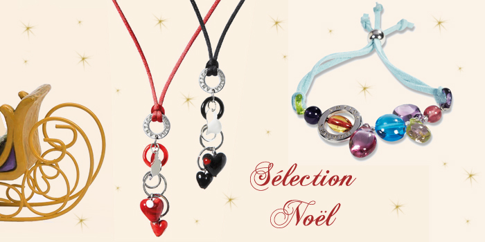 S�lection bijoux No�l
