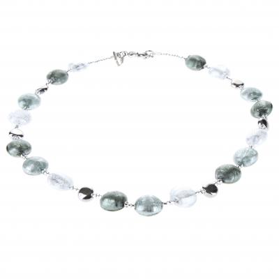 Jewelry Murano Necklace Frida crystal