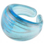 Ring Laguna blue copper T51/52