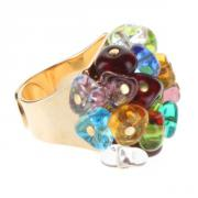 Jewelry Ring Rubik multicolor